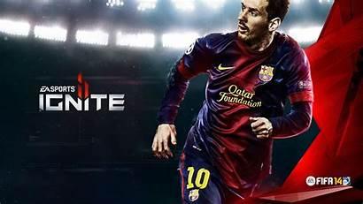 Messi Lionel Wallpapers Desktop M10 Wallpaperxyz