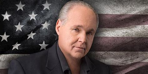 Limbaugh 'scary' Proof Us Facing 'major Divide' It Can
