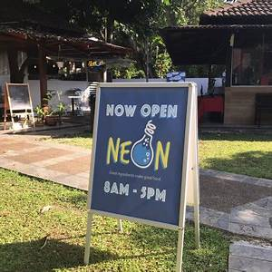 Unique garden cafe in Ampang Hilir serene location with