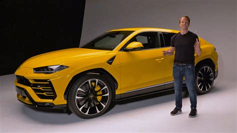The Lamborghini Urus Shoe Is Here