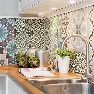Cuisine Carreau De Ciment : carreaux de ciment ~ Melissatoandfro.com Idées de Décoration