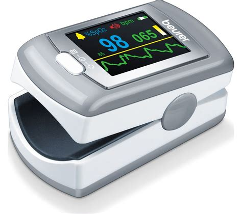 Buy BEURER PO 80 Pulse Oximeter | Free Delivery | Currys