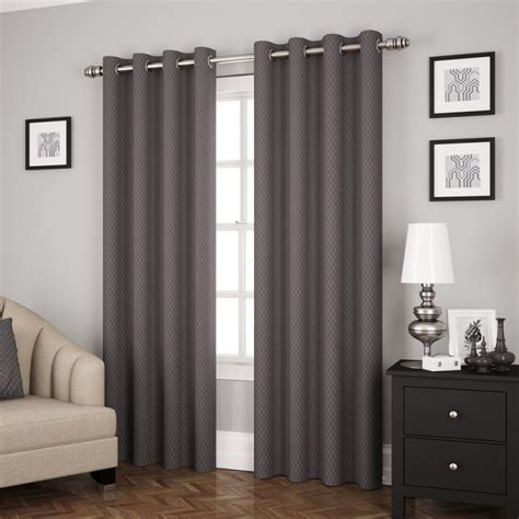 eclipse eclipse ridley room darkening window curtain panel