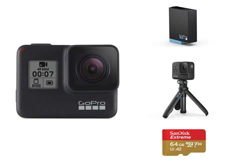rent gopro hero black accessories kolkata