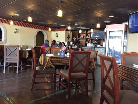 El Patio Restaurant Fort Myers Florida by Inside The Restaurant With Soccer Showing On The Tv