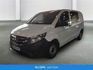 Mercedes Vito 5 Places : mercedes benz vito mixto vito mixto 111 cdi compact pro 5 places alcopa auction ~ Medecine-chirurgie-esthetiques.com Avis de Voitures