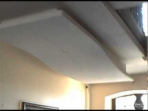 vague placo plafond en ba13 quot cintrage des plaques quot