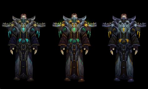 pvp armor warcraft mage season mmo sets monk preview mmodaq champion gold