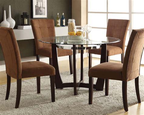 dining set  glass  table baldwin  acme furniture