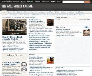 Wsjonline.com: Business News & Financial News - The Wall ...