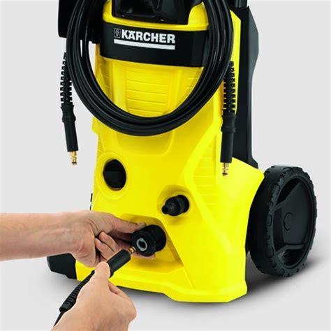karcher 130 bar high pressure washer 1900w k4 pressure washers horme singapore