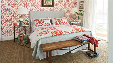 Bedroom Decorating Ideas Next by Colorful Bedroom Decorating Ideas Southern Living