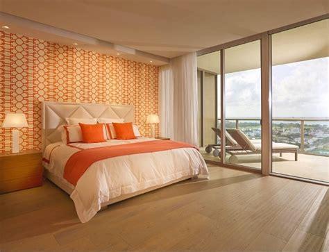 Epic Orange Bedroom Designs, Decorating Ideas, Photos