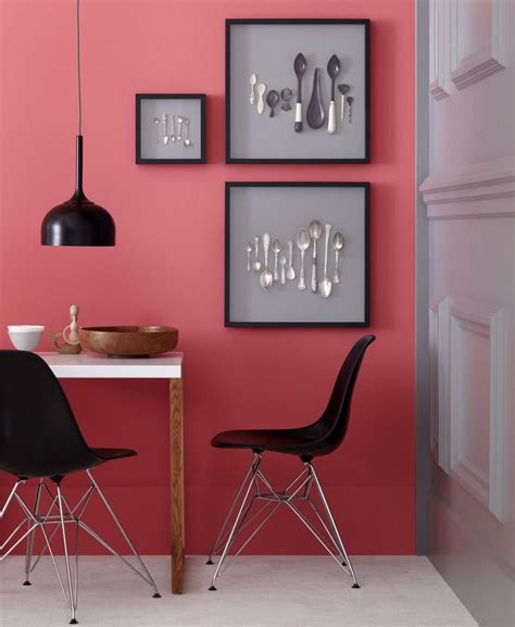 Küche Wandfarbe Rot by Wohnen Und Einrichten Mit Rot Wandfarben M 246 Bel Und