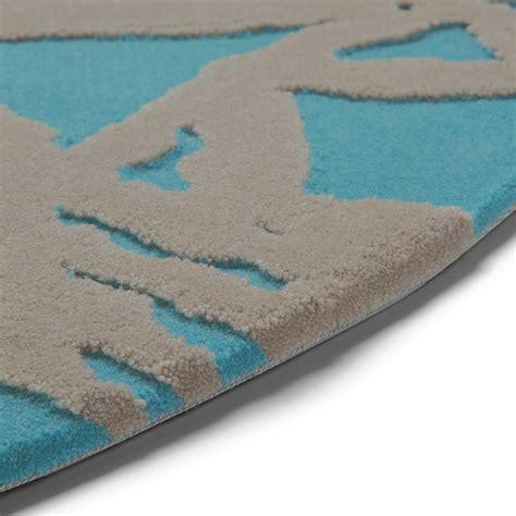 tapis turquoise esprit home lounge 250x250