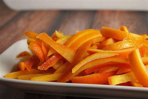 candied orange peel jamie geller