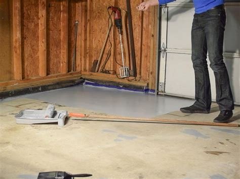 26 best How To Epoxy a Garage Floor images on Pinterest