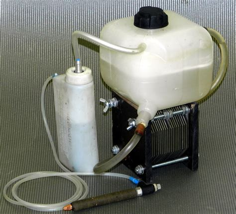 Изготовление водородного генератора своими руками. Водородные генераторы для автомобиля своими руками чертежи схемы и руководство