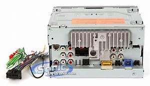 Pioneer 4400bh 16 Pin Wiring Harnes