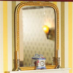 Grand Miroir Maison Du Monde : grand miroir dore ~ Teatrodelosmanantiales.com Idées de Décoration