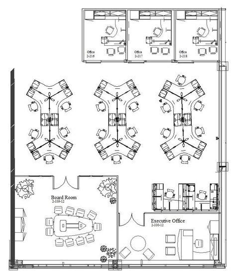 Office Desk Layout Template by Best 25 Office Layouts Ideas On Home Office