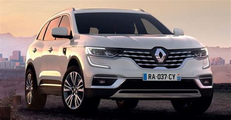 renault koleos facelift unveiled caradvice