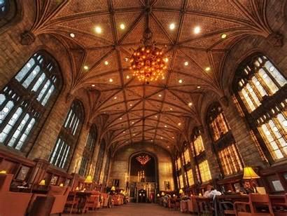 Library University Chicago Uchicago Edu College Architecture