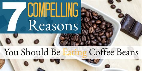 Eating Coffee Beans Is Good For You! 7 Compelling Reasons Coffee Roasting And Cancer Illy From Italy In Kuwait South Africa Riga Lift Top Table Singapore Nicosia Roaster Amazon