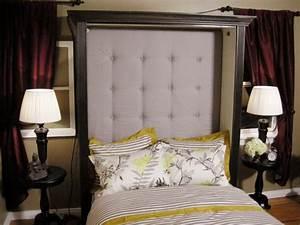 make your own queen bed headboard midcityeast With make your own queen bed headboard