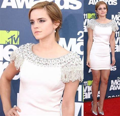 Top Best Dressed The Mtv Movie Awards