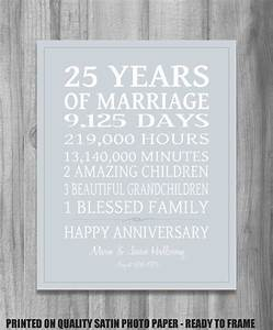 unavailable listing on etsy With 25 year wedding anniversary gift