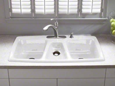 what is a triple bowl sink used for sinks glamorous kohler farm sink kohler farm sink