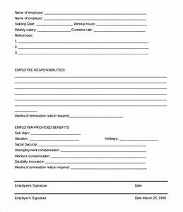 23 free termination letter templates pdf doc free With termination of employment form template