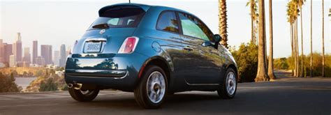 Fiat 500 Service Schedule by 2018 Fiat 500 Technology Features