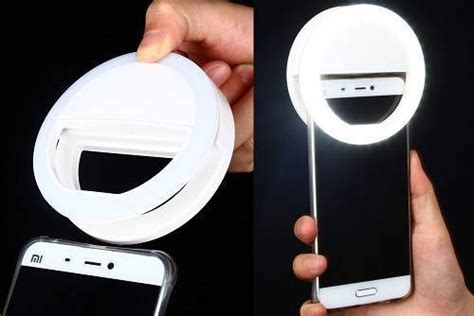 cell phone ring light top 10 best selfie light reviews in 2017 doublebestreview