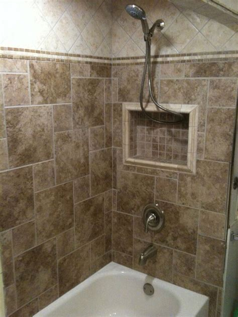 how to tile a tub surround 25 best ideas about tile tub surround on tub