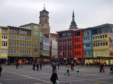 Diese helfende hand ist die feuerwehr der landeshauptstadt stuttgart. Marktplatz (Stuttgart) - Wikipedia
