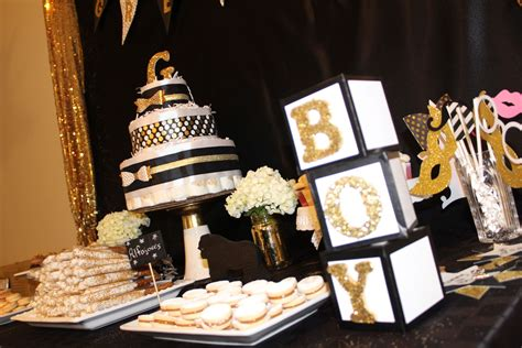 Black And Gold Baby Shower black and gold baby shower boy blocks t s baby shower