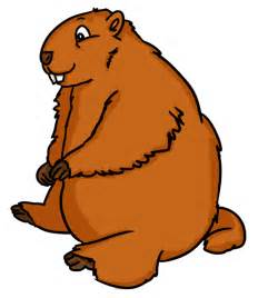 Groundhog Day Clip Art Free