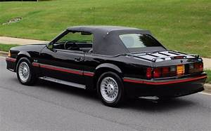 1987 Ford Mustang | 1987 Ford Mustang GT Convertible for sale to purchase or buy | Classic Cars ...