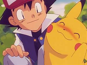Happy Ash Ketchum GIF - Find & Share on GIPHY
