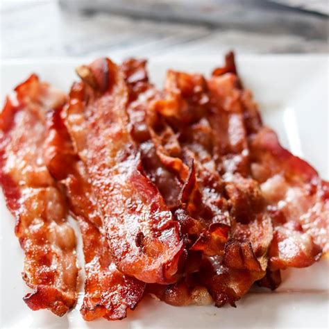 air bacon fryer cook recipes