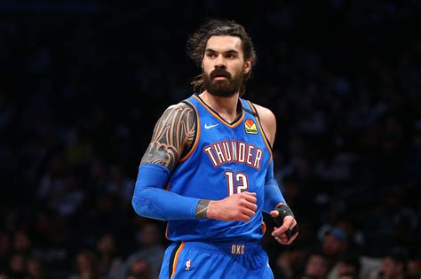 Thunder's Steven Adams: 'We're living at a bloody resort'
