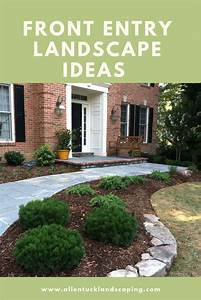 Front, Entry, Landscape, Ideas, In, Chevy, Chase, Md