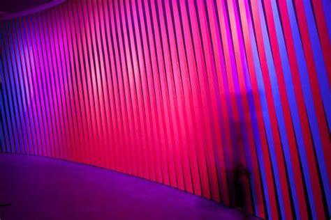 trippy wall art  lmk light installation takes