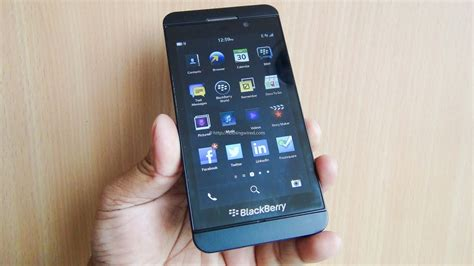blackberry z10 review complete in depth on hd