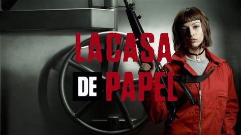 Ladari Di Carta by Dove Vedere La Serie Tv La Casa Di Carta In