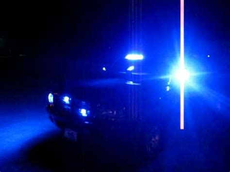 blue lights for firefighters firefighter dodge durango blue lights