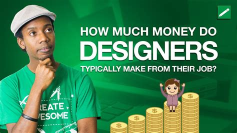 How Much Money Do Graphic Designers Make?  Youtube