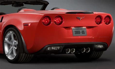 2010 Chevrolet Corvette Grand Sport New Official Photos